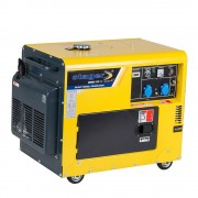 Generator diesel cu automatizare STAGER DG 5500S cu pornire automata