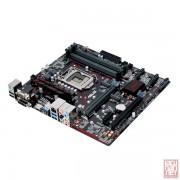 Asus PRIME B250M-PLUS, Intel B250, VGA by CPU, 2xPCI-Ex16, 4xDDR4, 2xM.2, VGA/DVI/HDMI/USB3.0/USB Type-C, mATX (Socket 1151)