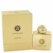 Amouage Gold For Women By Amouage Eau De Parfum Spray 3.4 Oz