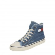 Tommy Jeans High Top Sneaker aus Canvas
