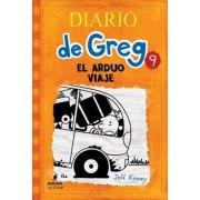 Diario de Greg 9: El Arduo Viaje, Hardcover