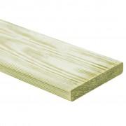 vidaXL 50 tk terrassiplaadid, 150 x 12 cm FSC puit