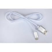 Cablu 1m USB - USBC alb