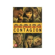WARNER HOME VIDEO Contagion DVD