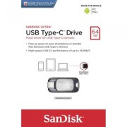 SanDisk Ultra 64 GB USB-minne - USB-C