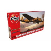 Airfix kit constructie avion Armstrong Whitworth Whitley Mkv