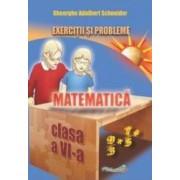 Matematica - Clasa 6 - Exercitii si probleme - Gheorghe Adalbert Schneider