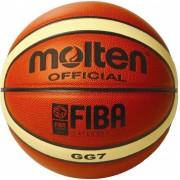 Molten Basketbal GG Oranje Maat 6