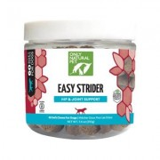 Only Natural Pet Easy Strider Hip & Joint Support Soft Chews Dog Supplement, 60 count