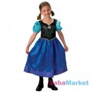 Rubies Disney hercegnők: Jégvarázs Anna hercegnő - 104cm-es méret (RUB889543-S)