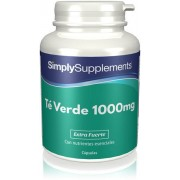 Simply Supplements Té Verde 1000 mg - 120 Cápsulas