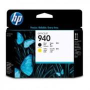 Cabezal de Impresión HP 940 negro y amarillo C4900A