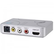 RCA and S-Video to HDMI Converter