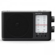 Радио Sony ICF-506 portable radio, black, ICF506.CED