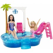 Set De Joaca Mattel Barbie Glam Pool DGW22
