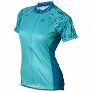 Pearl Izumi - Women's Select Escape LTD Jersey - Maillot vélo taille S, turquoise