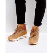 Nike Бежевые кроссовки Nike Air Max 95 Sneakerboots Flax 806809-201