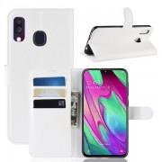 Fodral med hållare & Kreditkort Samsung Galaxy A40