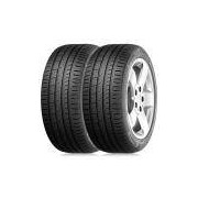 Kit 2 Pneus Continental Barum Aro 15 195/55r15 85v Bravuris 3 HM
