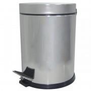 Cos de gunoi inox 5L cu pedala