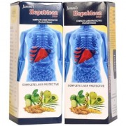 Jammi's Hepableen Syrup 200 Ml (Pack Of 2) + Best Remedy For Liver Disorders