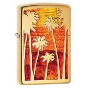 Zippo Fuzion Palm Tree Sunset öngyújtó 29420