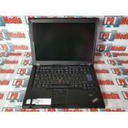 Laptop Lenovo Thinkpad T61 T7100 1.80 Ghz, DDR 4 GB, HDD 160 GB, 15.4""
