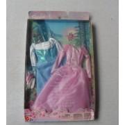 Barbie - Swan Lake Fashion Gift Set (2003)