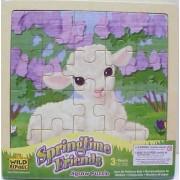 Wild Republic Puzzle Jigsaw Lamb