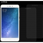 2 PCS Para Xiaomi Mi - Max 2 0.3mm 9h La Dureza De La Superficie (no En Pantalla Completa A Prueba De Explosion Tempered Glass Screen Film