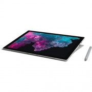 "Microsoft Surface Pro 6 12.3"" i7 8GB/256GB - Platinum (Without Keyboard)"
