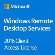 Extern bureaublad-services voor Windows Server 2016 - Licentie voor 20 gebruiker