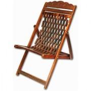 Wooden Foldable Garden Chair by Desi Karigar