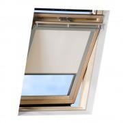 Victoria-M Store occultant pour fenêtre de toit compatible FAKRO ®, Crème, 94/118