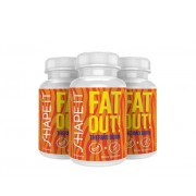 Sensilab SHAPE iT Fat Out! Thermo burn: 1+2 GRATIS