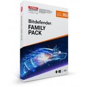 Bitdefender Family Pack 2019 Unlimitierte Anzahl an Geräten 1-3 Jahre Vollversion 1 Jahr