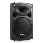 Ibiza SLK10-A Altavoz PA activo 25cm (10 (BD-SLK10A-USB)