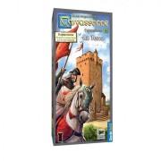 Giochi Uniti Carcassonne. La Torre. Esp 4. Gioco da tavolo