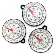 Baker Ross Mini Compasses (Pack of 8)