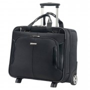 Samsonite Xbr Rolling Laptop Bag M Trolley Porta Notebook fino a 15,6'' Nero
