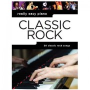 Music Sales Really Easy Piano - Classic Rock Notenbuch