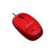 Mouse Logitech M105 Vermelho 1000DPI