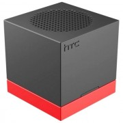 HTC Cassa St-A100 Speaker Vivavoce Originale Bluetooth Boombass Black-Red Per Modelli A Marchio