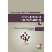 Minidictionar De Management 14 Managementul Organizational - Ovidiu Nicolescu