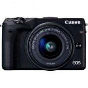 Aparat Foto DSLR Canon EOS M3 EF-M 15-45 IS STM