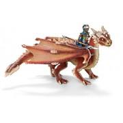 Schleich Young Dragon Rider Figure