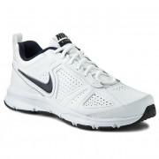 Обувки NIKE - T-Lite XI 616544 101 White/Obsidian/Blk/Mtllc/Slvr