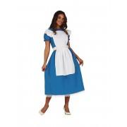 Deguisetoi Déguisement princesse merveilleuse bleue femme - Taille: L (42-44)