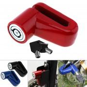 Seguridad Bloqueo Del Rotor Del Freno De Disco Antirrobo Con Resistente A La Intemperie Para Bicicleta / Motocicleta