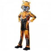 Transformers Bumblebee póló és maszk - 128 cm